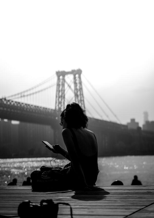 Cuando el caos de Nueva York se disipa por un rato