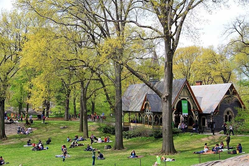 The Dairy en Central Park