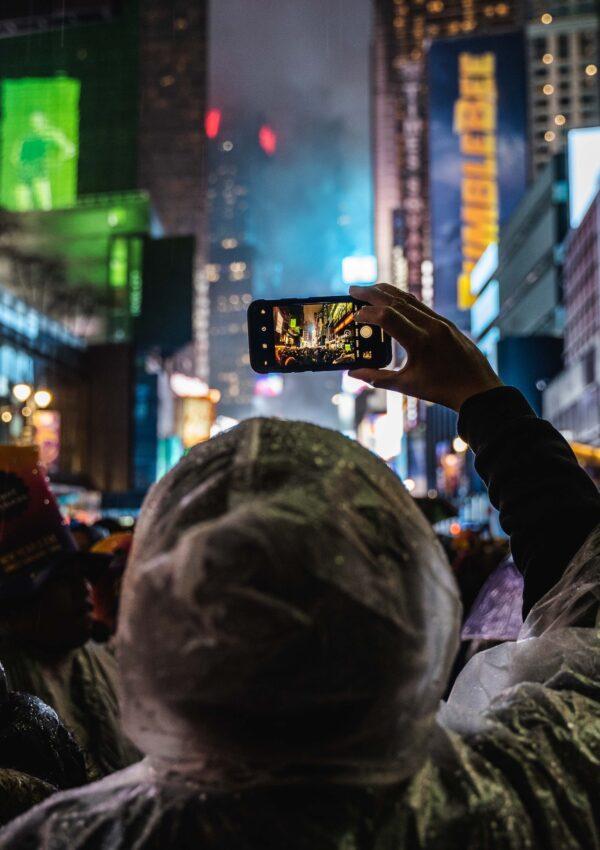 Cómo ser parte de la ball drop de Times Square