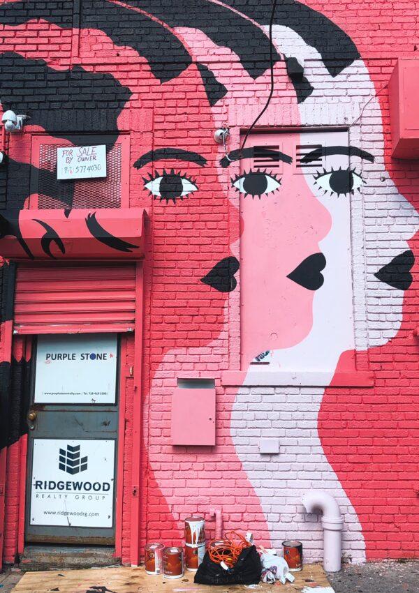 La ruta de los graffitis en Bushwick