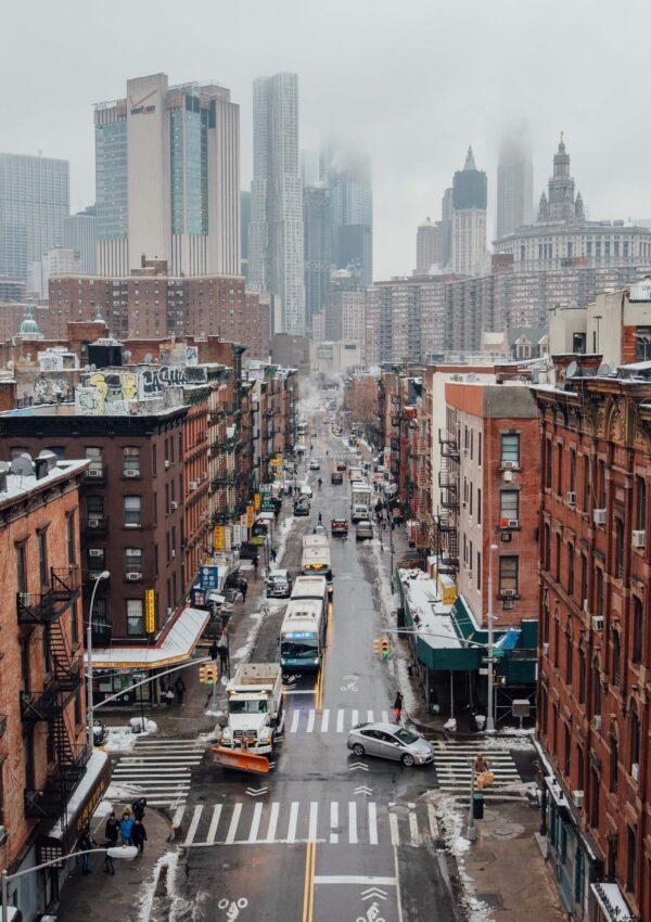 Qué hacer los días de lluvia en Nueva York