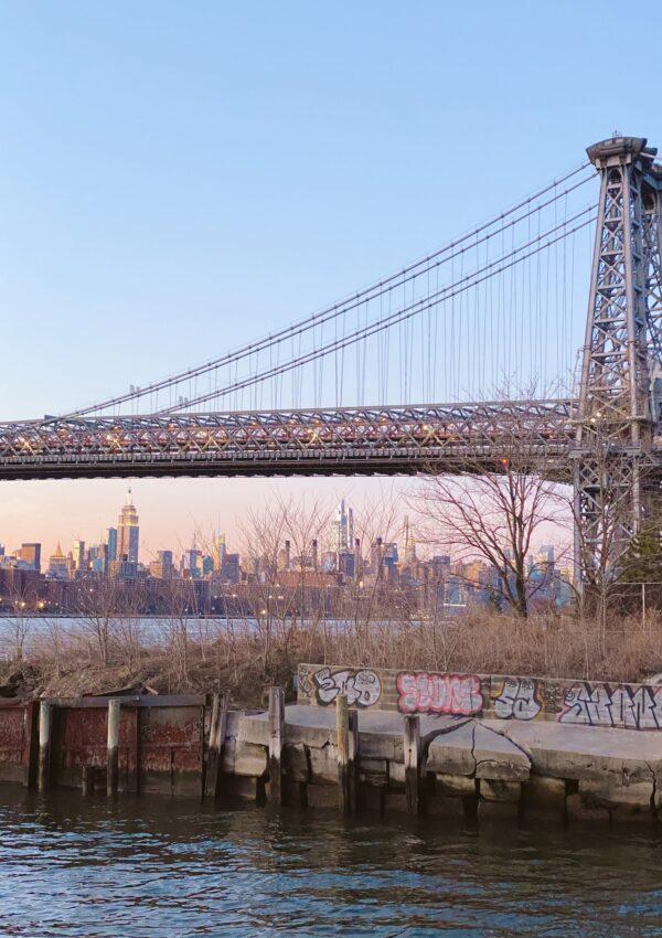 ¿Vale la pena cruzar el Williamsburg Bridge?