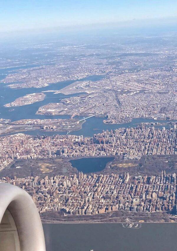Cómo llegar desde Newark a Manhattan