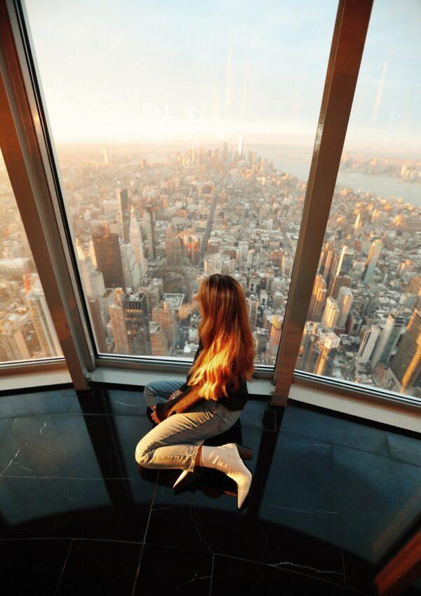 Cómo ver el amanecer desde el Empire State