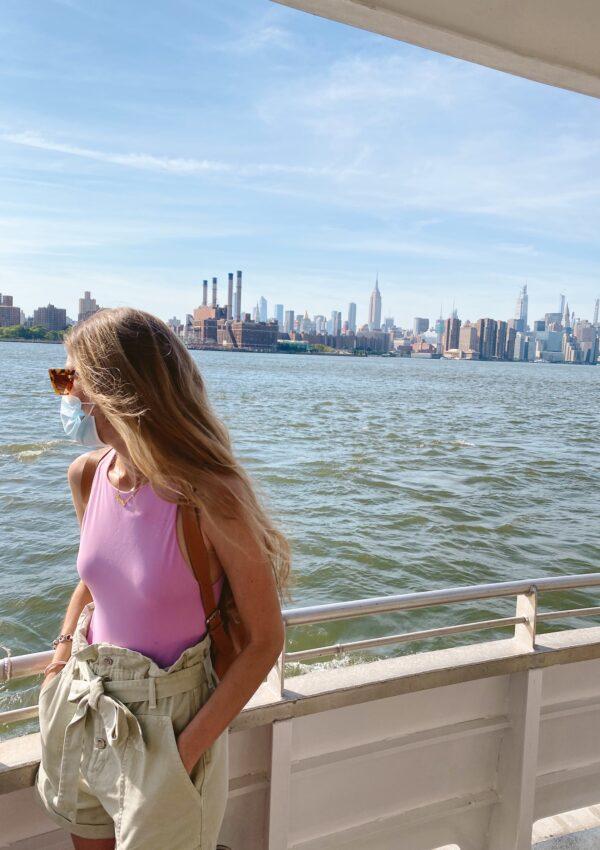 Cómo pasear en ferry en Nueva York