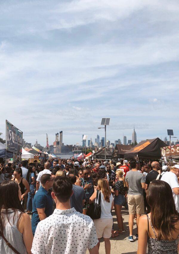 Smorgasburg y Flea Markets en Nueva York (2021)
