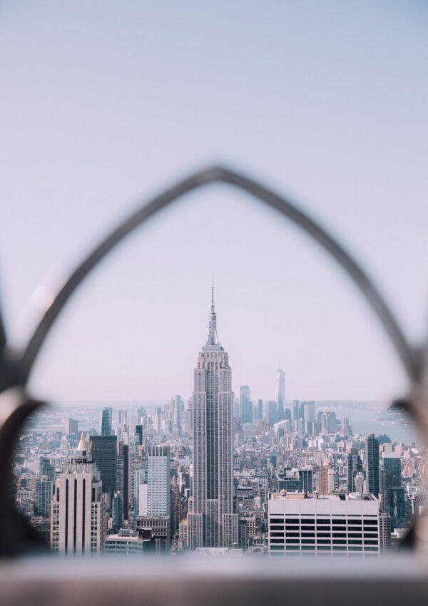 Series que transcurren en Nueva York