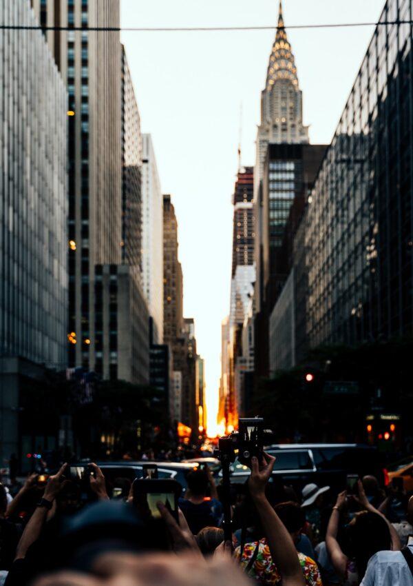 Manhattanhenge: un fenómeno único en Nueva York (2021)