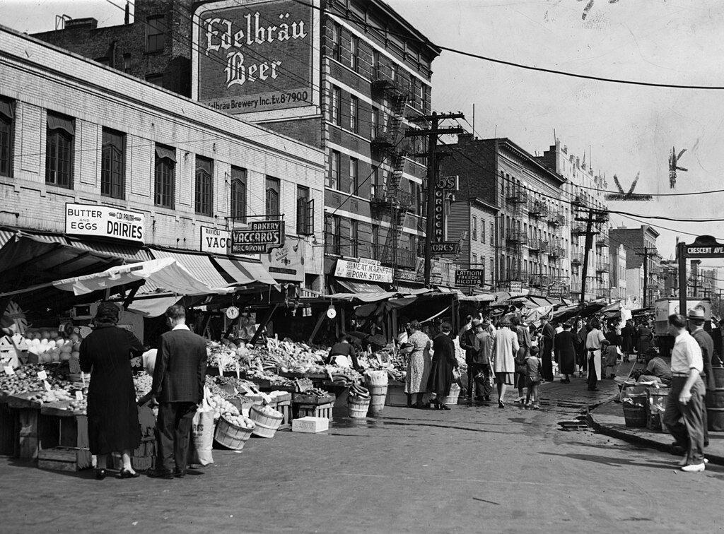 Bronx Little Italy 1940