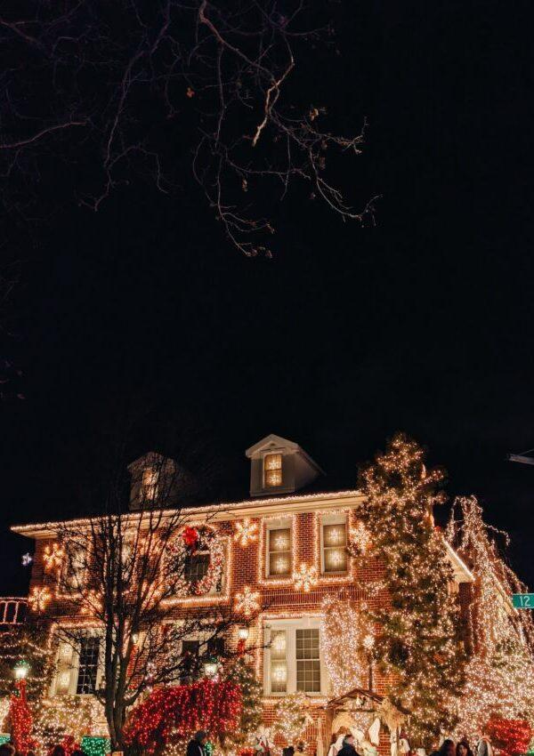 El barrio más navideño de Nueva York