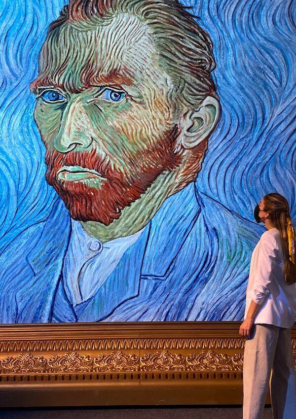 Immersive Van Gogh, una nueva experiencia en Nueva York